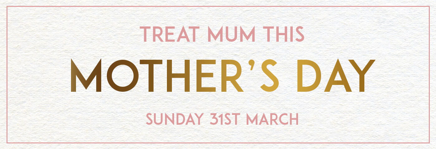 Mother's Day at The Old White Lion