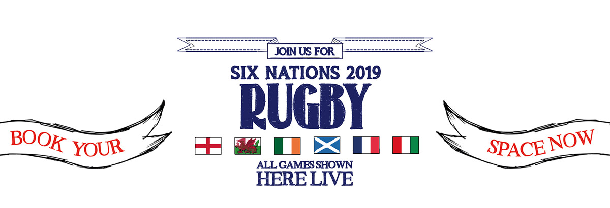 6 Nations Live at East Finchley